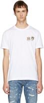 Dolce & Gabbana White Crown Designers T-Shirt