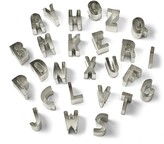 ABC Mini Cookie Cutter Set