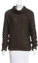 Viktor & Rolf Wool-Blend Knit Sweater