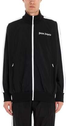 Palm Angels Zipped Logo Track Jacket