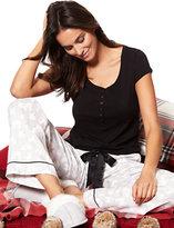 New York & Co. 2-Piece Pajama Set - Polar Bear Print