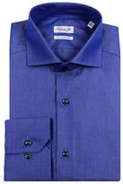 Linea In Solid Long Sleeve Dress Shirt