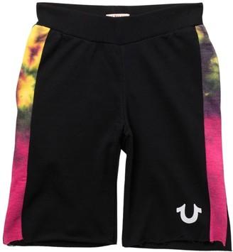 True Religion Tie Dye Shorts