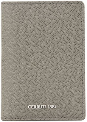 Cerruti Grey Textured Cardholder