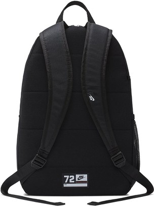 Nike Kids Elemental Backpack with FREE Detachable Pencil Case - Black/White