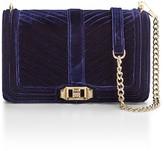 Rebecca Minkoff Velvet Love Crossbody Bag