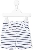 Familiar striped shorts - kids - Cotton - 6 mth