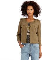 Rachel Roy Army Jacket