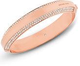 Michael Kors Pavé Crystal Logo Bracelet