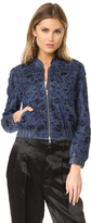 Needle & Thread Wild Meadow Bomber Jacket