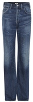 Citizens of Humanity Vera High-rise Straight Jeans