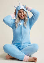 ModCloth Legendary Lounging Onesie in L - Romper Long