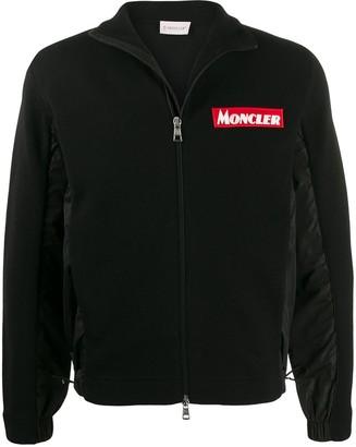 Moncler Logo Lightweight Jacket