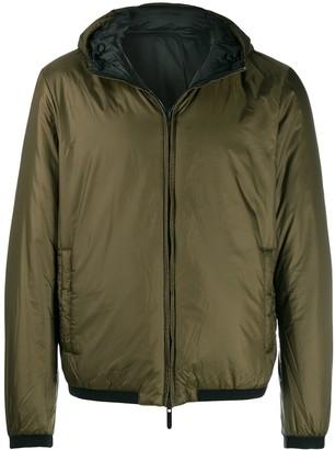 Emporio Armani Logo Printed Lightweight Jacket