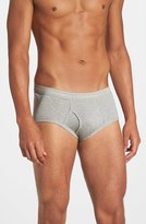 Calvin Klein Men's 4-Pack Cotton Briefs