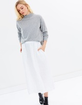 Mng Violet 100% Cashmere Sweater