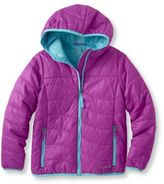 L.L. Bean Girls' Puff-n-Stuff Jacket