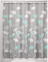 InterDesign Daizy Shower Curtain, 72 by 72-Inch