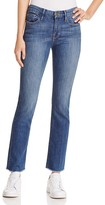 Frame Mini Boot Jeans in Dexter