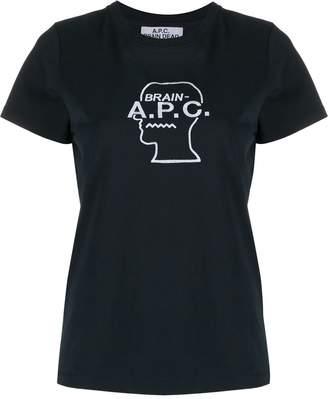 A.P.C. x Brain Dead T-shirt