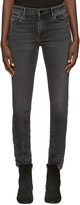 Alexander Wang Grey Skinny Jeans