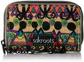 Sakroots Women's Artist Circle Zip Id Case Coin Purse