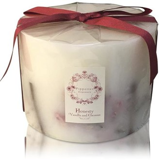 Pippettes - Honesty Botanical Candles - Tonka Bean & Coconut - White
