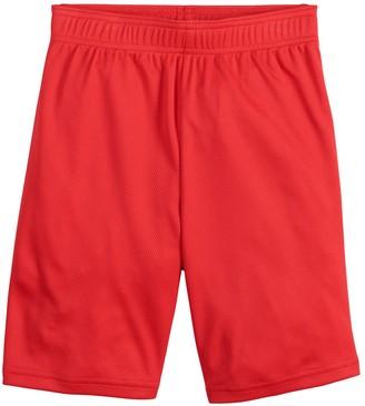 Boys 4-12 Jumping Beans Mesh Shorts