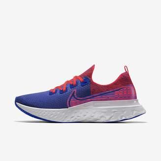 Nike Custom Women's Running Shoe React Infinity Run Flyknit By You