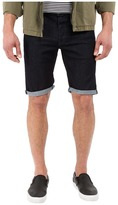 G Star G-Star 3301 Deconstructed Shorts in Binsk Superstretch Rinsed