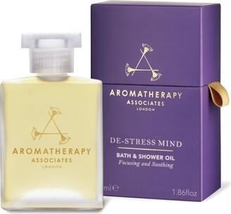 Aromatherapy Associates De-Stress Mind Bath & Amp, Shower Oil (55Ml)
