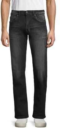 Buffalo David Bitton Straight-Fit Jeans