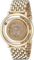 Versace Women's VQV090015 Venus Analog Display Quartz Watch