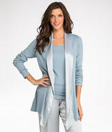 PJ Harlow Shelby Knit Lounge Cardigan Wrap - Women's