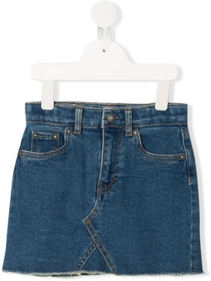 Levi's Short Denim Skirt