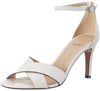 Oxitaly Safiana 113, Women's Open Toe Sandals, White (Bianco), 40 EU
