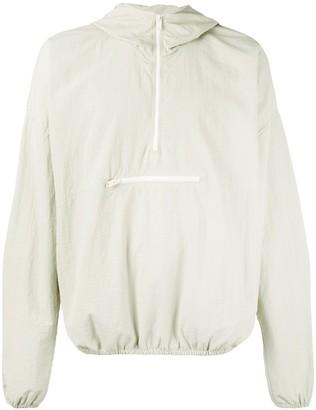 Yeezy Duck Egg hooded lightweight jacket