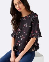 Forever New Frill Sleeve Top