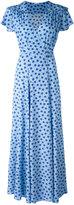 P.A.R.O.S.H. star print dress - women - Silk/Spandex/Elastane - M