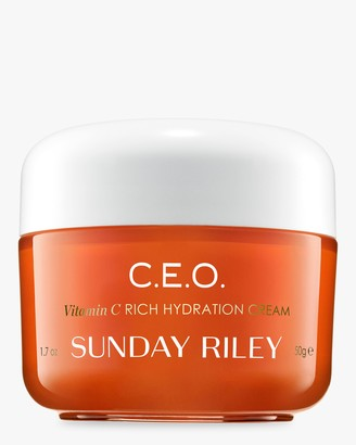 Sunday Riley C.E.O. Vitamin C Rich Hydration Cream 50g