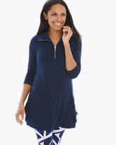 Chico's Alex Zip-up Tunic