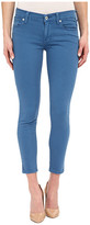 Lucky Brand Brooke Ankle Skinny in Blue