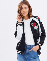 Living Doll Rose Bowl Bomber