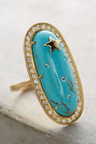Andrea Fohrman Turquoise Starlight Ring