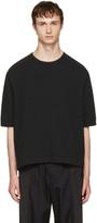 SASQUATCHfabrix. Black Window Waffle T-shirt