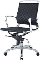 Modway Vibe Midback Leather Office Chair