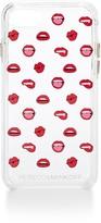 Rebecca Minkoff Lip Print Case For Iphone 7