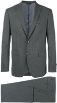 Tonello dinner suit - men - Elastodiene/Cupro/Wool - 46