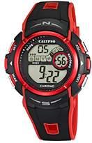 Calypso Unisex-Adult Quartz Watch, digital Display and Plastic Strap K5610/5