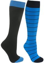 Trespass Mens Toppy Ski Tube Socks (2 Pairs)